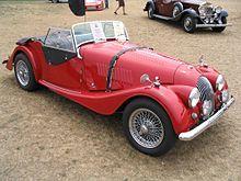 "1963 Morgan +4... drove 1... engine torque would noticeably ""torque"" the body"