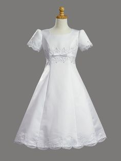 Embroidered First Communion fe039 $60.00
