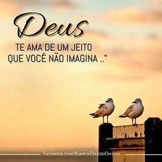 Deus ama vc❤❤