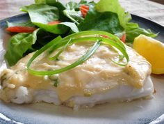 Quick & Easy Parmesan Baked Fish #Smartlyfe #recipe