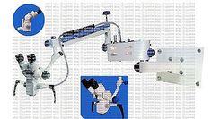 Wall Dental Microscope (Dental Lab Equipment,Dental Supplies,Dental Endodontic)