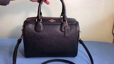 Coach Mini Bennett Satchel - YouTube Satchel, Handbags, Wallet, Mini, Youtube, Women, Totes, Purse, Hand Bags