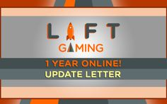 Lift Gaming Celebrates One Year; Article site I found covering alot of guides for setting up for streaming Article Sites, Domain Hosting, Game 1, First Year, Channel, Lettering, Youtube, Drawing Letters, Youtubers