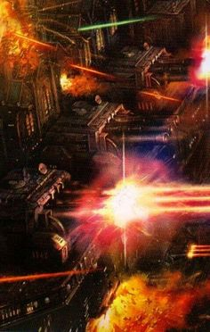 Battlefleet Gothic - Warhammer 40K