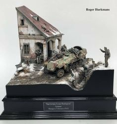 Military Modelling, Panzer, Plastic Models, Scale Models, Vignettes, History, Painting, Tanks, Videos