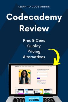 So you want to learn to code, and you're thinking about starting a coding course on Codecademy? Great! Check out this in-depth Codecademy review and learn more about the pros and cons, content quality, programming languages to learn, pricing, and more. Codecademy is a fantastic place to learn coding for beginners – but is it the right fit for you? Find out here! #mikkegoes