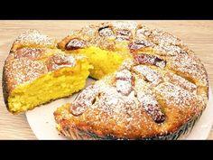 Najchutnejší koláč, aký som kedy jedol. Rýchle jedlá # 73 - YouTube French Toast, Dishes, Cookies, Baking, Breakfast, Crack Crackers, Cakes, Fig Salad, Crack Cake