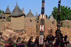 Dogon Tribe | Dogon Dances of Dogon People, Mali (Africa)