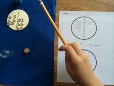 Fun math addition story and activity. Using gems. Fun and cute!