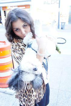 Ola and I