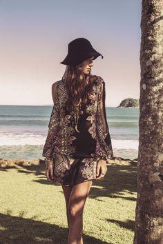 Estampa  GYPSY para Adriana Degreas