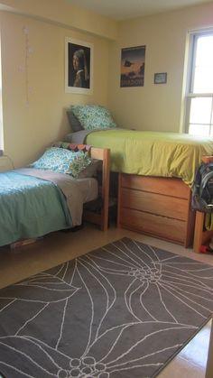 Simmons Dorm Room Fall 2012