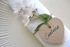 Heart Shape Wedding Details | SouthBound Bride