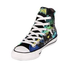 Buy best price and variables at the Converse Chuck Taylor DC Comics Canvas  Print Batman Hi Top. These Converse DC Comic Batman print shoes are great  for the ... dfcc4d141