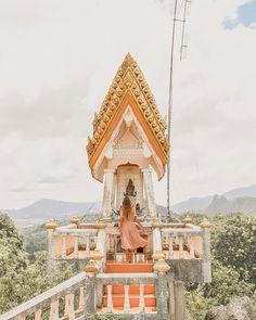 Tiger Temple Cave, Krabi Thailand