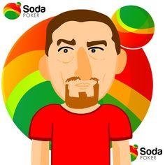 Aquí puedes ver todos los avatares que nuestro equipo creativo ha creado en exclusiva para los jugadores de PokerGratis.es - www.pokergratis.es/sodavatar-poll
