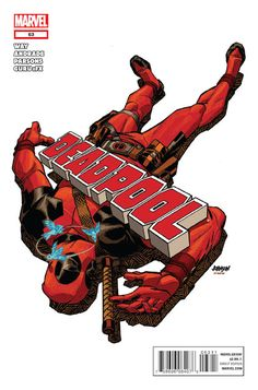 Lido Shuffle: Cover Story - Top 15 Deadpool Covers