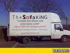Sofa King, This Guy Is Doing It Right