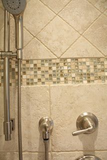 mosaic w/blue and earth tone/stones