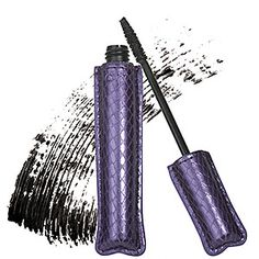 5.Apply a coat of Tarte Lights Camera Lashes 4-in-1 Natural Mascara in black  to your lashes to blend your own natural lashes together with the lash tips