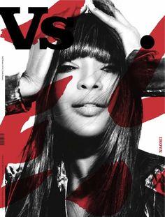 Naomi Campbell  Vs. Magazine