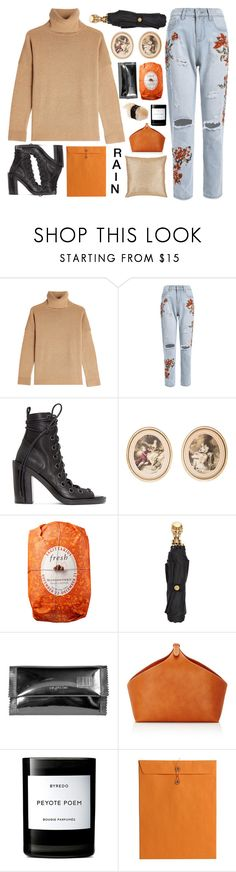 """""""128 • too long since i've been a fool •"""" by hellxwaffles ❤ liked on Polyvore featuring The Kooples, Ann Demeulemeester, Fresh, Alexander McQueen, Maison Margiela, Barneys New York, Byredo and Aviva Stanoff"""