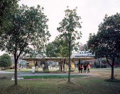 2-1529488673 Blossom Pavilion by Atelier Deshaus