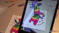 Disney Research will 3D-Modelle aus Zeichnungen als App vorstellen - Engadget Deutschland