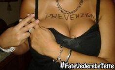 #FateVedereLeTette, il selfie social contro il tumore al seno