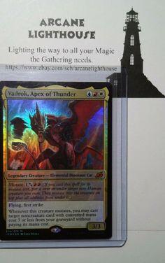 X1 Foil Mythos of Snapdax Magic Ikoria Lair of Behemoths MTG