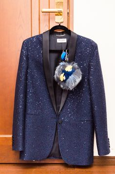 Sometimes you just need a sequined tuxedo jacket. http://www.thecoveteur.com/meg-baby/