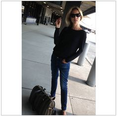 Elin Kling - Airport style