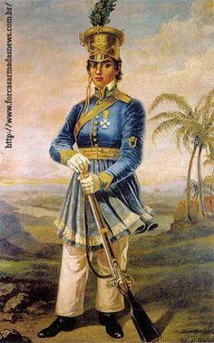 A História da Mulher no Exército - Forças Armadas I Marinha I Exército I Aeronáutica I Defesa Nacional