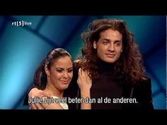 SYTYCD The Netherlands/Belgium 2011, Anna-Alicia Sklias and Juvat Westendorp by Isabelle Beernaert #Dance