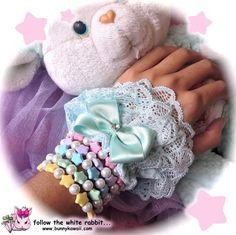 Follow the white rabbit... www.bunnykawaii.com