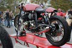 TOP CR / Cafe Racer