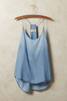 Shop the Chambray Racerback Tank and more Anthropologie at Anthropologie today. Read customer reviews, discover product details and more.