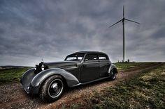 Mercedes-Benz Hot Rod