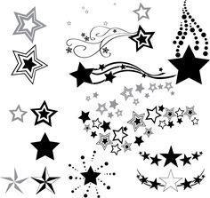 Tattoo Designs | Star Tattoo » Star tattoos 14