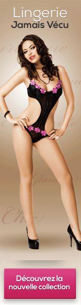 Découvrez la plus sexy collection de lingerie sur la boutique sexy en ligne! La nouvelle boutique sexyqui vous propose une large gamme de produits sexy a petits prix. Profitez de promotions réguli…