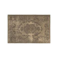 Oriental Weavers Chloe Shabby Chic Ornate Rug, Lt Brown, Durable
