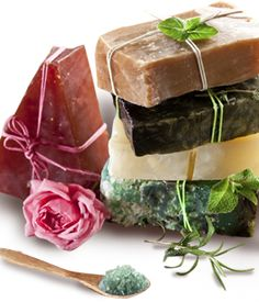 Natural Spa Products - Making your own natural products at home would be a great way to spend time with family members, without spending a lot of money.