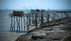 Charente Maritime - La Tremblade | Les Carrelets de la Tremblade | Photo : Julien Lebreton