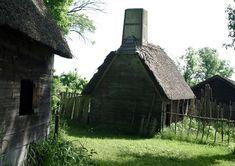 Salem Pioneer Village 1630