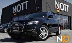 2015 Audi Q5 Progressiv S-Line For Sale In Winnipeg   Navigation, Backup Camera, PanoRoof, Backup Camera, AWD SUV   Winnipeg Used Cars, Suvs, Vans, Trucks, Loans: Nott Auto