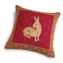 Cluny Rabbit Cushion