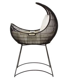 Stylish bassinet