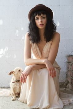 I have the hugest girl crush on this lady. Krysten Ritter