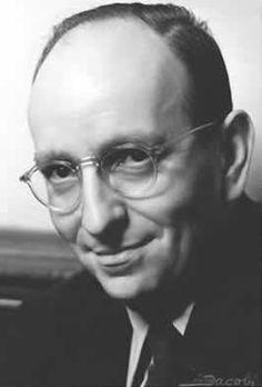 Georg Salter 1940. Aufnahme Lotte Jacobi-Reiss