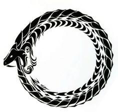 Ouroboros Tattoo Snake Help I Beseech Thee Tumblr